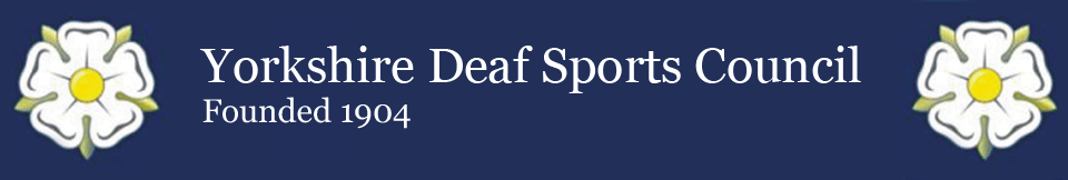 Yorkshire Deaf Sports Council